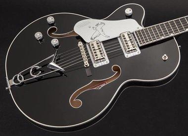 Semi-Hollowbody Guitars
