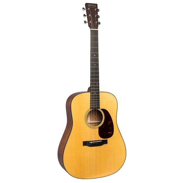 Martin Martin D-18E (LR Baggs Electronics) Standard Series (Case Included) S/N 2178198