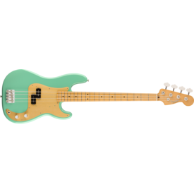 Fender Vintera '50s Precision Bass®, Maple Fingerboard, Sea Foam Green