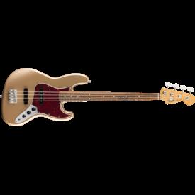 Fender Vintera '60s Jazz Bass®, Pau Ferro Fingerboard, Firemist Gold