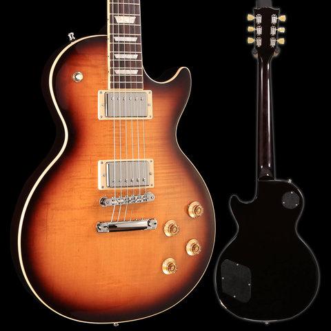 Gibson Les Paul Traditional T 2017 Desert Burst S/N 170004121- Used