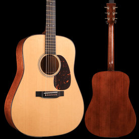 Martin Martin D-18 Modern Deluxe Modern Deluxe Series (Case Included) S/N 2290868 3lbs 15.2oz