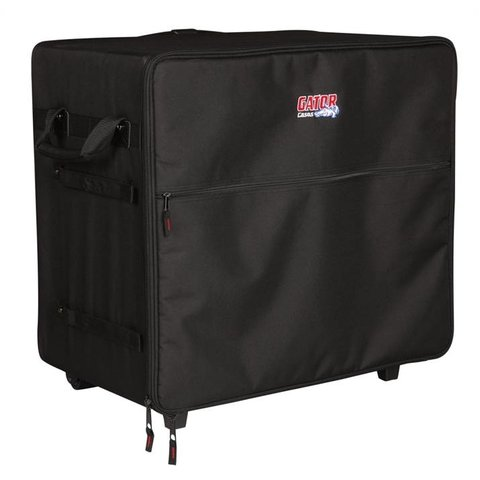 """Gator G-PA TRANSPORT-SM Case for Smaller """"Passport"""" Type PA Systems"""