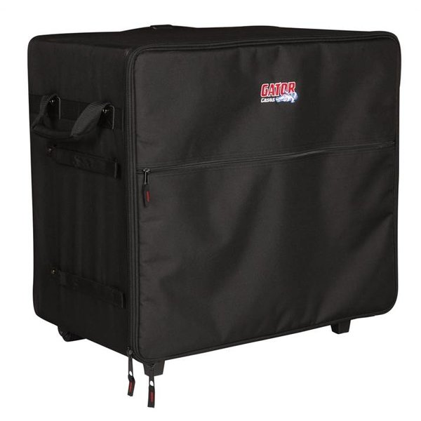 """Gator Gator G-PA TRANSPORT-SM Case for Smaller """"Passport"""" Type PA Systems"""