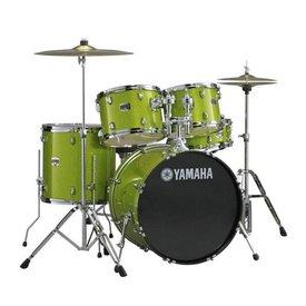 Yamaha Yamaha GM2F56WUWGG Gigmaker 5-pc w/ Hardware & Wuhan Cymbals White Grape Glitter