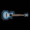 Ibanez AEWC400IBB AEWC Series - Indigo Blue Burst Gloss S/N PW190101416