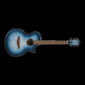 Ibanez Ibanez AEWC400IBB AEWC Series - Indigo Blue Burst Gloss S/N PW190101416