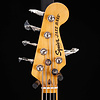 Fender Squier Classic Vibe 70s Jazz Bass V, Maple Fingerboard, Black S/N 19128754, 9lbs 3.6oz