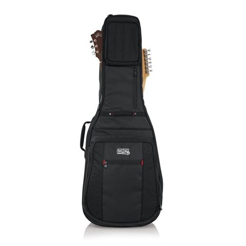 Gator G-PG-ACOUELECT Pro-Go Acoustic/Electric Double Gig Bag