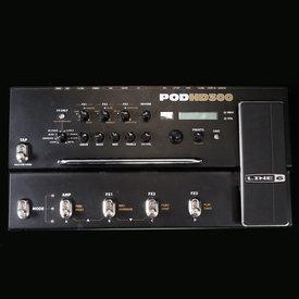 Line 6 Line 6 Pod HD300 Guitar Multi-Effects Processor w/ Power Adapter