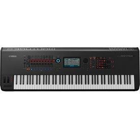 Yamaha Yamaha MONTAGE8 88-Key Flagship Music Synthesizer w/ FREE Pair of HS5 Monitors
