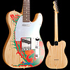 Fender Limited Edition Jimmy Page Led Zeppelin, Rosewood FB, Natural S/N MXN02177 8lbs 12.5oz