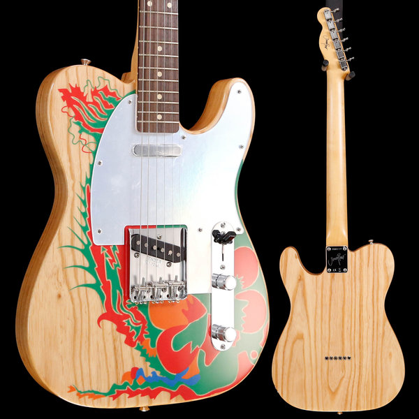 Fender Fender Limited Edition Jimmy Page Led Zeppelin, Rosewood FB, Natural S/N MXN02177 8lbs 12.5oz