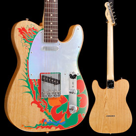 Fender Fender Limited Edition Jimmy Page Led Zeppelin, Rosewood FB, Natural S/N MXN02215 8lbs 7.4oz