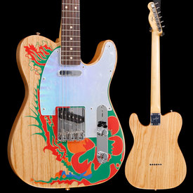 Fender Fender Limited Edition Jimmy Page Led Zeppelin, Rosewood FB, Natural S/N MXN00404 7lbs 7.2oz
