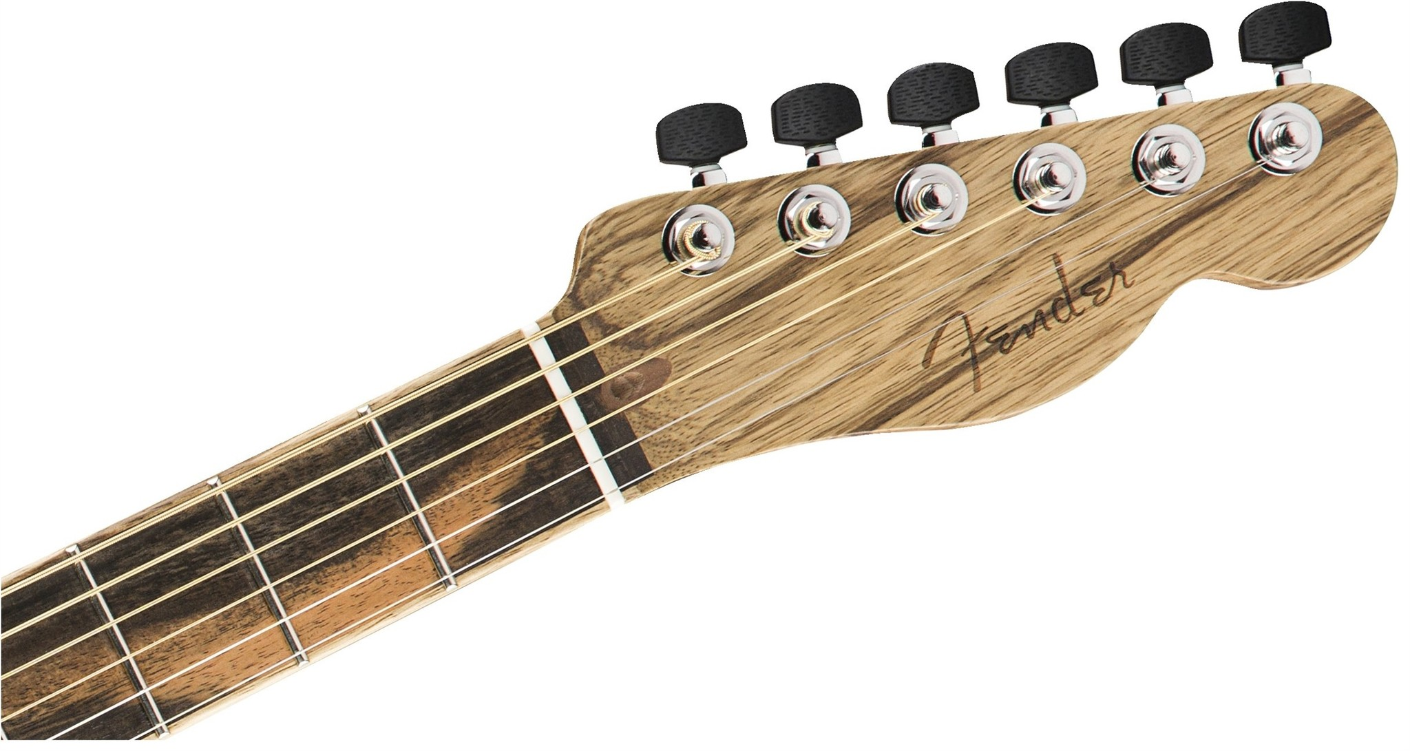 Fender American Acoustasonic Telecaster, Limited Edition Exotic Cocobolo