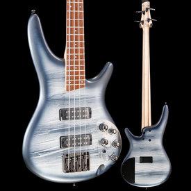 Ibanez Ibanez SR Standard 4str Electric Bass - Black Planet Matte S/N 190406510, 7lbs 11.3oz