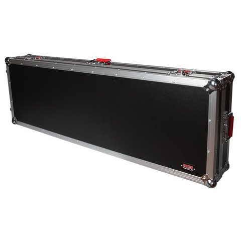 Gator G-TOUR 76V2 76 Note Road Case w/ wheels