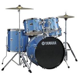 Yamaha Yamaha GM2F56BIG Gigmaker 5-pc w/ Hardware Blue Ice Glitter