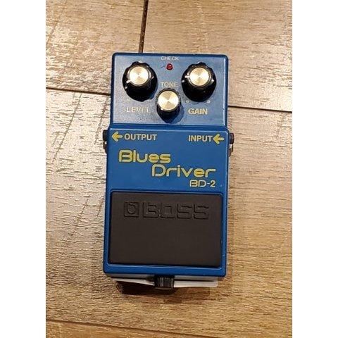 Boss BD2 Blues Driver - Used