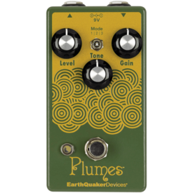 EarthQuaker Devices EarthQuaker Devices Plumes Small Signal Shredder Overdrive Pedal