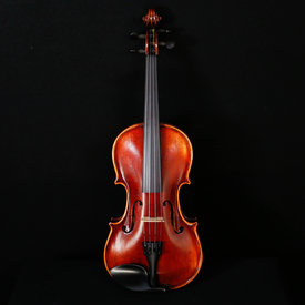 Melody Music Shop LLC Melody Concert Master 4/4 Violin #100105 w/ Plain Fittings