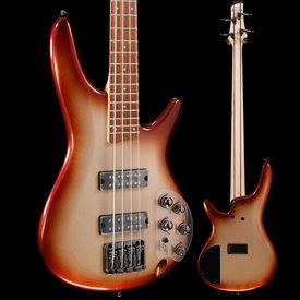 Ibanez Ibanez SR300ECCB SR Soundgear Electric Bass Guitar Charred Champagne Burst S/N 190609274, 7lbs 15.6oz