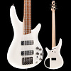 Ibanez SR305EPW SR Soundgear 5-String Electric Bass Guitar Pearl White S/N 190214271, 9lbs 9.9oz