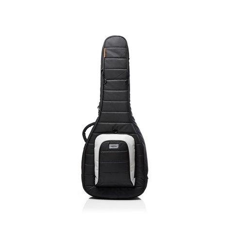 MONO Classic Dual Acoustic/Electric Guitar Case - Black