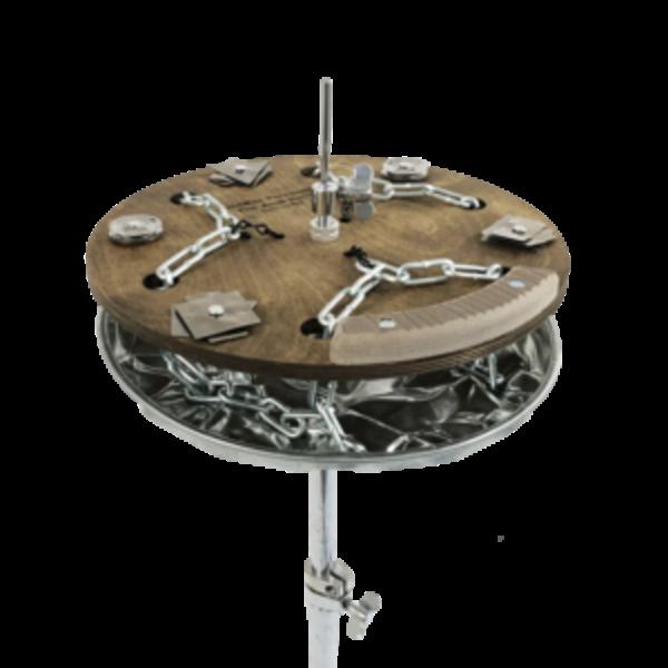 Baldman Percussion Baldman Percussion Junk Hat 2.0