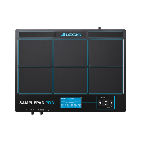 Alesis Alesis SamplePad Pro Percussion Pad w SDHC Sound Storage