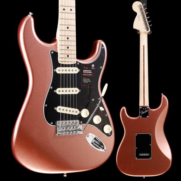 Fender Fender American Performer Strat, Maple Fingerboard, Penny S/N US19041234