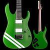 Ibanez JBBM20GR JB Brubaker Signature 6str Electric Guitar - Green S/N 180901566 6lbs 11.6oz