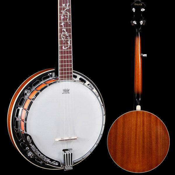 Ibanez Ibanez B200 FM 5-String Closed Back Banjo S/N 190112214 9lbs 10.5oz