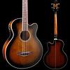 Ibanez AEB10EDVS AE Acoustic Electric Bass Dark Violin Sunburst S/N 190308772 5lbs 8.6oz