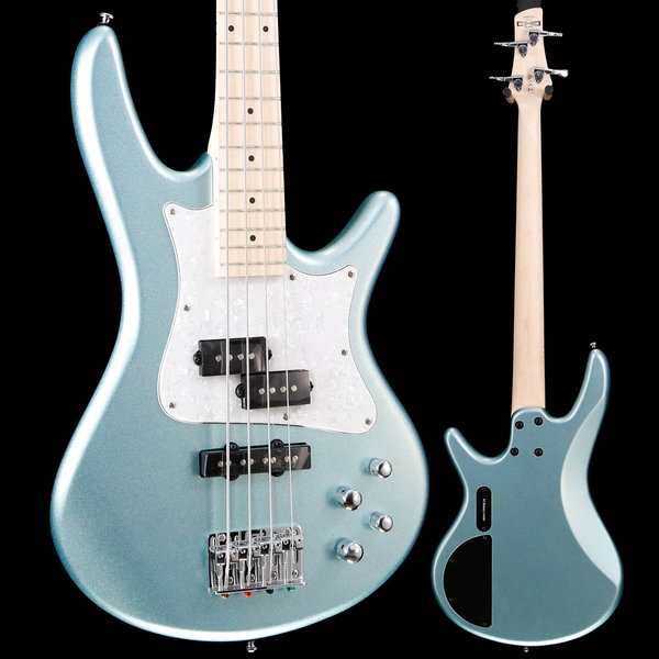 "Ibanez Ibanez SRMD200SPN SR Mezzo 4str Electric Bass - 32"" medium Scale - Sea Foam Pearl Green S/N 190408657 7lbs 7oz"