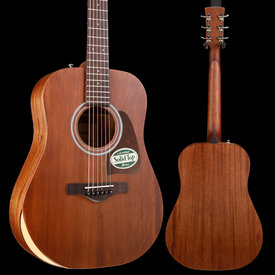 Ibanez Ibanez AW Artwood 6Str Acoustic Guitar w/Padded Gigbag - Open Pore Natural S/N 180303005 3lbs 3.8oz