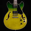Ibanez AS73FMGVG AS Artcore 6str Electric Guitar - Green Valley Gradation S/N 19040533 7lbs 8oz