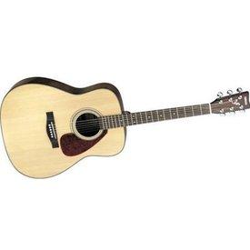 Yamaha Yamaha FX325A Folk Acoustic Electric Guitar Natural
