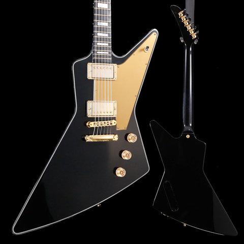 Gibson DXLZ18EBGH1 Lizzy Hale Explorer 2018 Signature Ebony S/N 180078671 8lbs 14.2oz