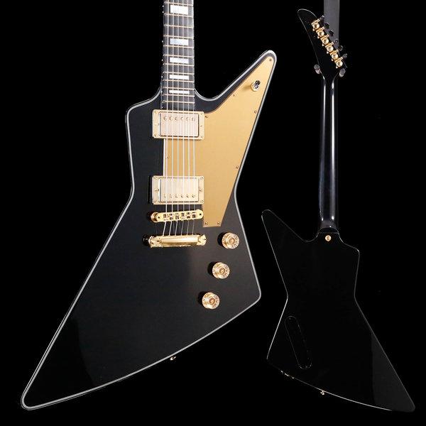Gibson Gibson DXLZ18EBGH1 Lizzy Hale Explorer 2018 Signature Ebony S/N 180078671 8lbs 14.2oz