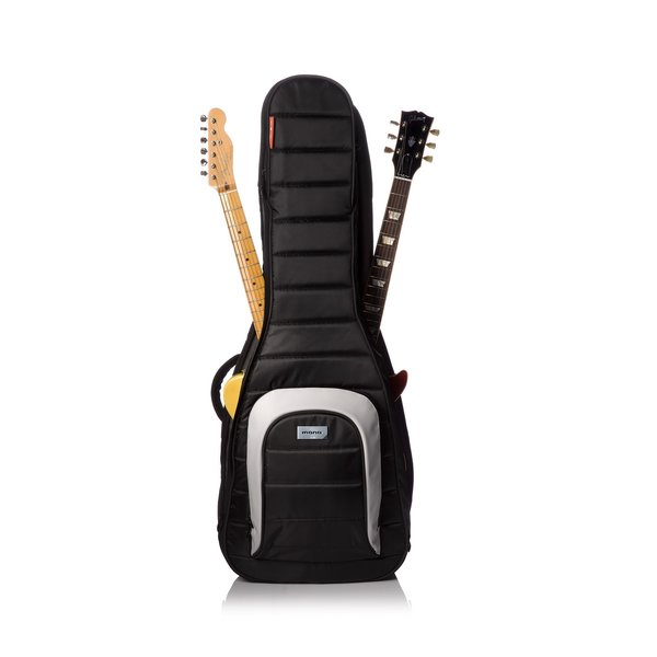 Mono MONO M80-2G-BLK Classic Dual Electric Guitar Case - Black