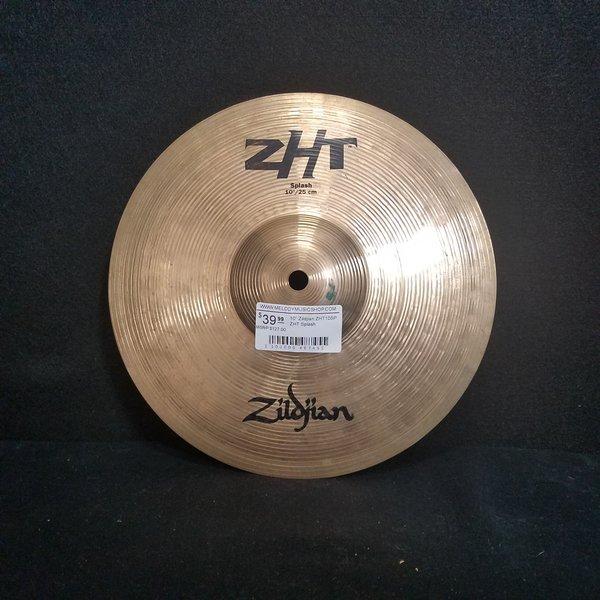 "Zildjian Cymbals 10"" Zildjian ZHT10SP ZHT Splash"