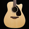 Yamaha FGX800C Natural Folk Acoustic Electric Guitar Solid Top S/N HPM211102 4lbs 9.8oz
