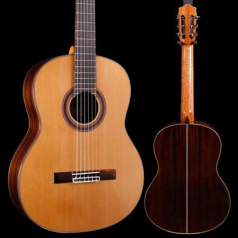 Cordoba C7 Cedar Classical Guitar - Natural S/N CC1190612 3lbs 6.6oz