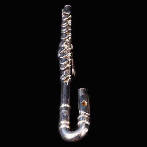 Jupiter K41113 JFL-313 Curved Headjoint Flute w Case