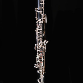 Selmer Selmer 00008750 1492B Student Oboe, Resonite Body w/ Silver-Plated Keys