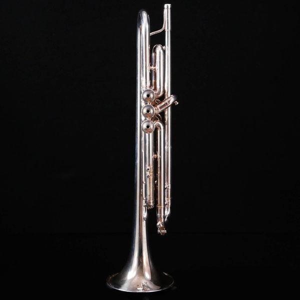 B&S B&S Challenger Trumpet Silver 3137-S