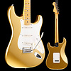 Fender Limited Edition Lincoln Brewster Stratocaster, Maple Fingerboard, Aztec Gold S/N LB00360 9lbs 5.2oz