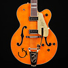 Gretsch G6120T-55 Vintage Select '55 Chet Atkins Hollow Orange Stain Lacquer S/N JT19062229